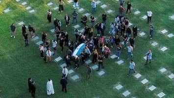 Maradona buried in Buenos Aires