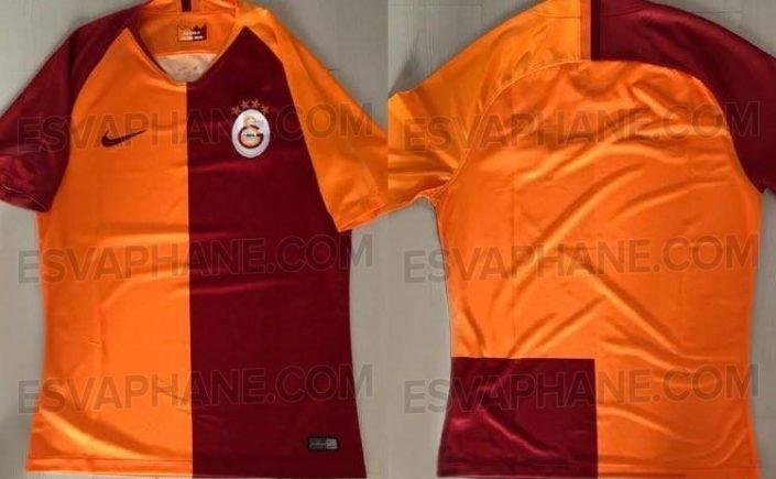 İşte Galatasaray'ın yeni sezon giyeceği formalar