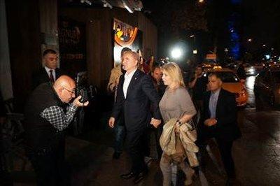Galatasaraylılar gecelerde!
