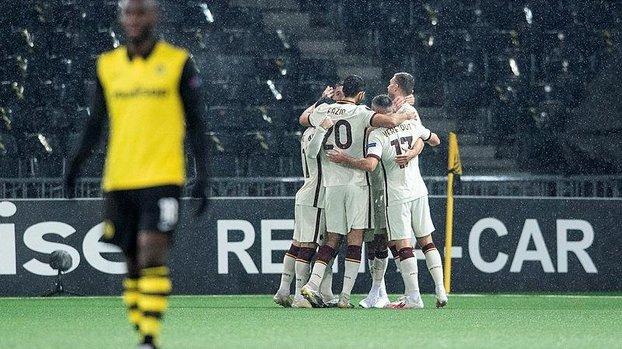 Young Boys 1-2 Roma | MAÇ SONUCU #