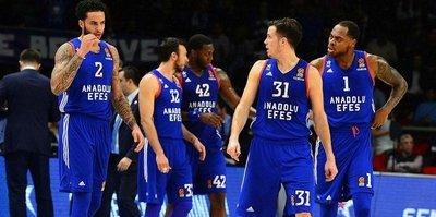 "Anadolu Efes, ""One Team Ödülü""ne aday gösterildi"