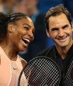 Serena Williams ve Federer 3. tura yükseldi