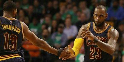 NBA'de finalin adı belli oldu