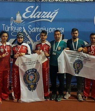 Kırıkkale'ye Kick-Boks'da 9 madalya birden