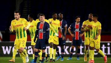 PSG Nantes 1-2 (MAÇ SONUCU - ÖZET)