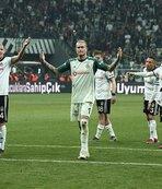Beşiktaş zirveye bir adım daha yaklaştı