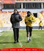 BtcTurk Yeni Malatyaspor taktik çalıştı!