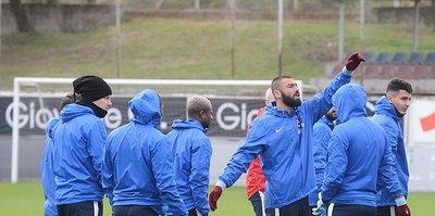 Trabzonspor, Konyaspor maçı hazırlıklarını başladı