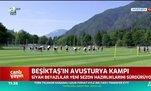 Beşiktaş'ta Avusturya kampı devam ediyor