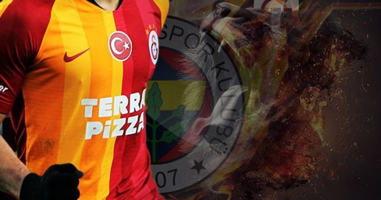Yılın bombası patlıyor! Galatasaraylı yıldız Fenerbahçe'ye gidecek