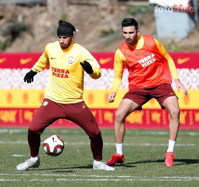 Fatih Terim kararını verdi! İşte Galatasaray'ın Alanyaspor maçı 11'i