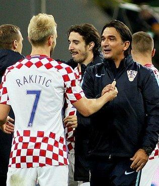Hırvatistan'ın kadrosu açıklandı