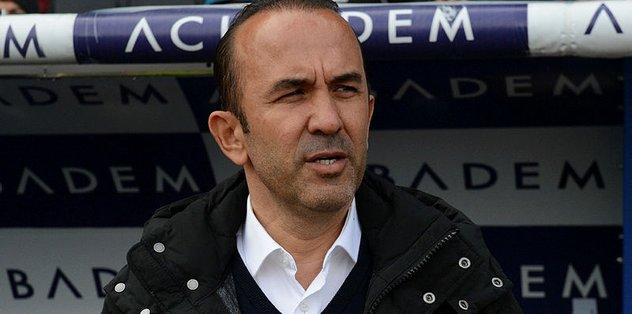 """Mehmet Özdilek: """"Tek düşüncemiz 3 puan"""""""