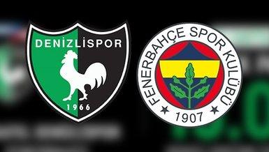 """Denizlispor'dan Fenerbahçe'ye flaş gönderme! """"Hatırla"""""""