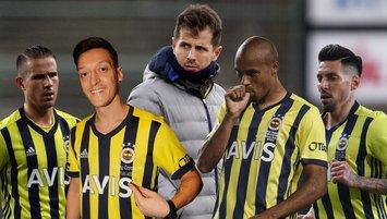 Fenerbahçe'de parola belli: Kazan ve bekle! İşte Belözoğlu'nun 11'i