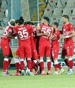 Kritik maçta zafer Adana Demirspor'un!