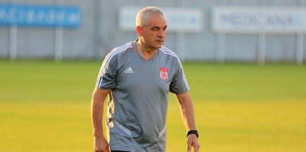 Galatasaray maçından puanlar hedefliyoruz