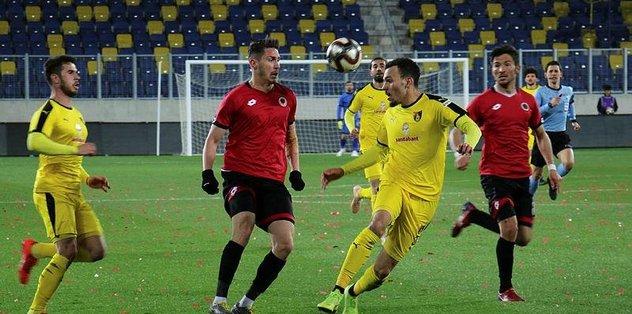 Gençlerbirliği 1-0 İstanbulspor   MAÇ SONUCU