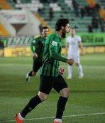 Akhisarspor'da Onur süprizi! 2 haftada 2 gol...