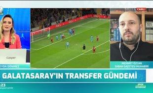 Belhanda Galatasaray yönetimine şart koştu! Canlı yayında açıklandı