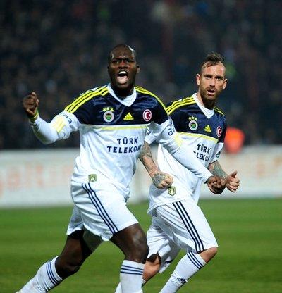 Fenerbahçenin Avrupa karnesi