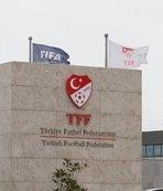 TFF'den değişiklik