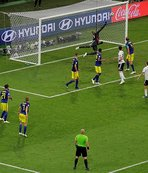 10-man Germany topple Sweden in stoppage time