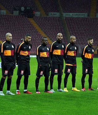 Galatasaray'ın yıldızı Seri nerede?