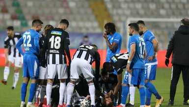 Besiktas win critical league match but lose Cenk Tosun