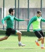 Bursaspor, Ankaragücü maçı hazırlıklarına başladı