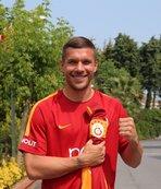 """Podolski'den Galatasaray'a mesaj: """"Geri dönebilirim"""""""