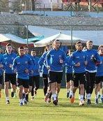 Karabükspor'da Afjet Afyonspor maçı hazırlıkları başladı