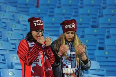 Trabzondan dünyaya mesaj!