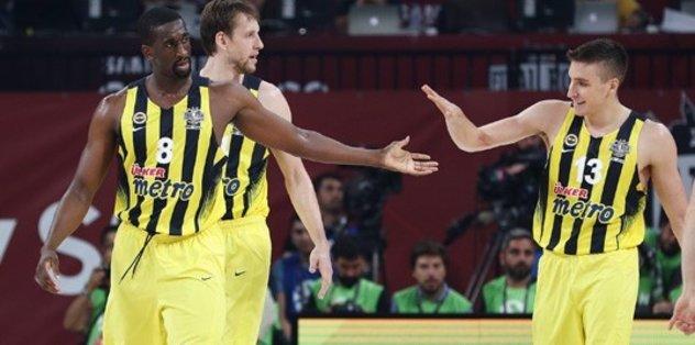 Fenerbahçe 'de hazırlıklar sürdü