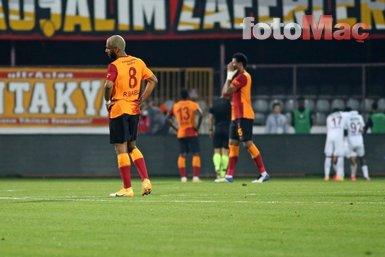 Son dakika spor haberi: Galatasaray'da Fatih Terim'e Ozornwafor tepkisi! Madem oynatmayacaktınız...