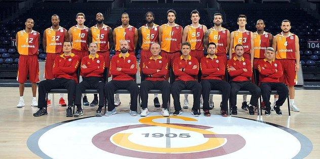 Galatasaray Odeabank'da ULEB Avrupa Kupası heyecanı
