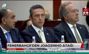 Fenerbahçe'de Joaozinho atağı