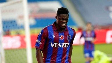 Son dakika transfer haberleri: Trabzonspor'da gözler Ekuban'da