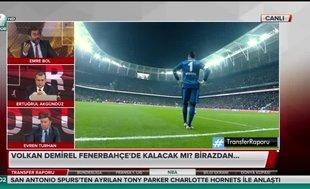 """Emre Bol: """"Volkan Demirel salı günü İsviçre uçağında olur"""""""