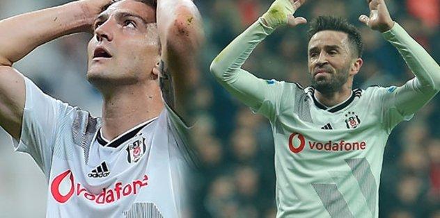 Beşiktaş'ta kriz! Caner Erkin ve Gökhan Gönül...