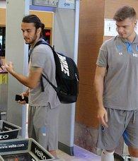 Trabzonspor eksik kadroyla İspanya'ya gitti