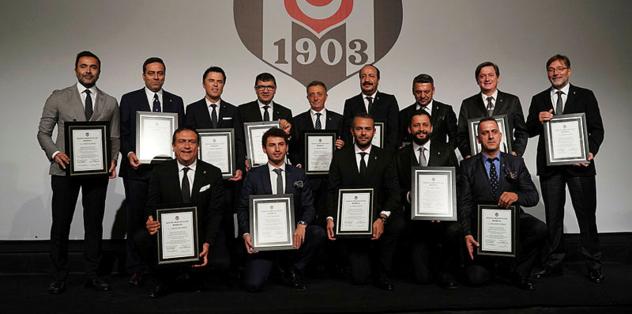 Beşiktaş'ta Ahmet Nur Çebi dönemi resmen başladı!