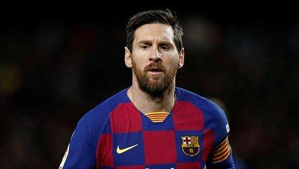 Messi'den Barcelona'ya flaş yanıt!