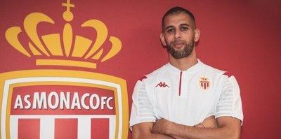 Monaco'da Islam Slimani sevinci! 'Harika bir forvet aldık'