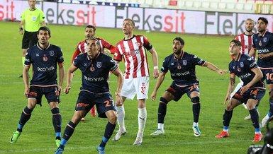 Sivasspor Başakşehir 0-0 (MAÇ SONUCU - ÖZET)