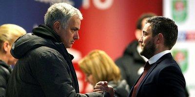 Mourinho'ya Bristol şoku!