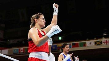Milli boksörün hedefi altın madalya!