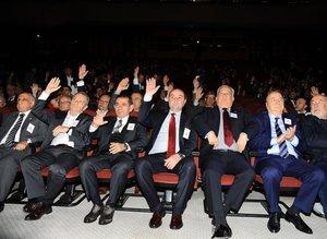 Galatasaray Mali Genel Kurulu'ndan kareler!
