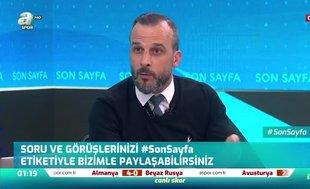 """Emre Bol: """"Fenerbahçe çok dengesiz bir takım"""""""