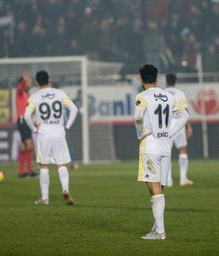 Fenerbahçe Akhisar'da dağıldı!
